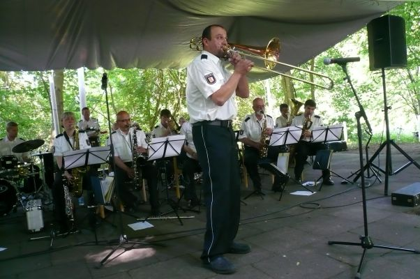 Polizei Big Band  06/2011